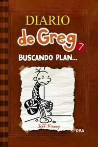 Libro DIARIO DE GREG 7: BUSCANDO PLAN