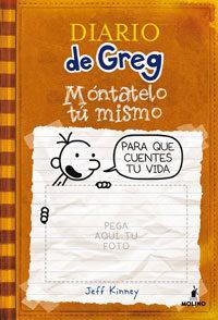 Libro DIARIO DE GREG: MONTATELO TU MISMO