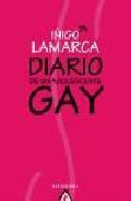 Libro DIARIO DE UN ADOLESCENTE GAY