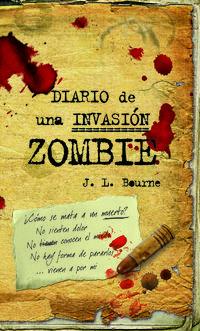 Libro DIARIO DE UNA INVASION ZOMBIE 1