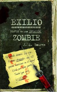 Libro DIARIO DE UNA INVASION ZOMBIE 2 EXILIO