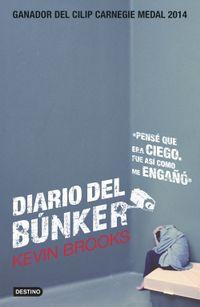 Libro DIARIO DEL BUNKER