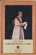 Libro DIARIO INTIMO DE LA INDIA