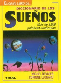 Libro DICCIONARIO DE LOS SUEÑOS