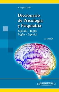 Libro DICCIONARIO DE PSICOLOGIA Y PSIQUIATRIA