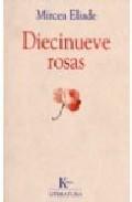 Libro DIECINUEVE ROSAS