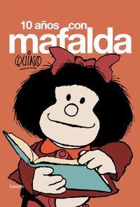 Libro DIEZ AÑOS CON MAFALDA