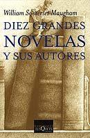 Libro DIEZ GRANDES NOVELAS Y SUS AUTORES