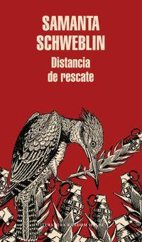 Libro DISTANCIA DE RESCATE