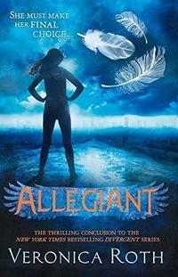Libro DIVERGENT 3: ALLEGIANT