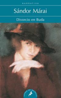 Libro DIVORCIO EN BUDA