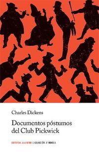 Libro DOCUMENTOS POSTUMOS DEL CLUB PICKWICK
