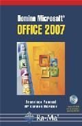 Libro DOMINE OFFICE 2007