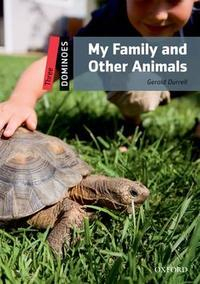 Libro DOMINOES 3 MY FAMILY AND OTHER ANIMALS