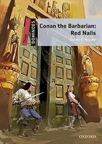 Libro DOMINOES 3. CONAN THE BARBARIAN. RED NAILS