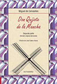 Libro DON QUIJOTE DE LA MANCHA - SEGUNDA PARTE