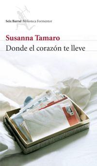 Libro DONDE EL CORAZON TE LLEVE