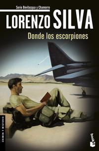 Libro DONDE LOS ESCORPIONES