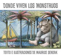 Libro DONDE VIVEN LOS MONSTRUOS