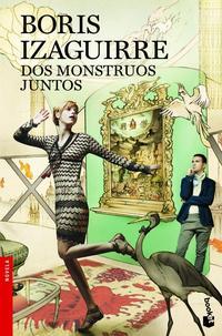 Libro DOS MONSTRUOS JUNTOS