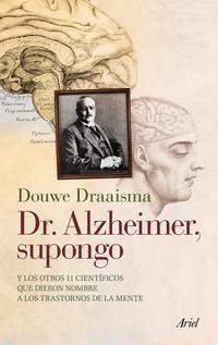 Libro DR. ALZHEIMER SUPONGO