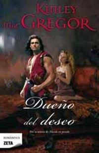 Libro DUEÑO DEL DESEO