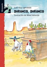 Libro DURANGO, DURANGO