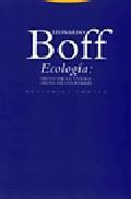 Libro ECOLOGIA: GRITO DE LA TIERRA, GRITO DE LOS POBRES
