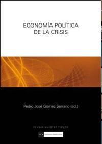 Libro ECONOMIA POLITICA DE LA CRISIS