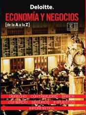 Libro ECONOMIA Y NEGOCIOS DE LA A A LA Z