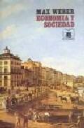 Libro ECONOMIA Y SOCIEDAD