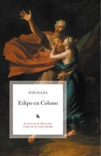 Libro EDIPO EN COLONO