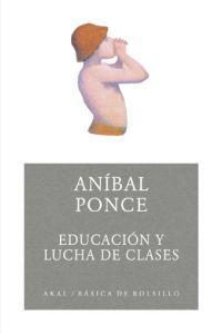Libro EDUCACION Y LUCHA DE CLASES