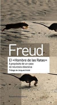 """Libro EL """"HOMBRE DE LAS RATAS"""""""