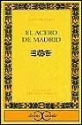 Libro EL ACERO DE MADRID