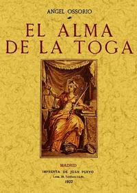 Libro EL ALMA DE LA TOGA