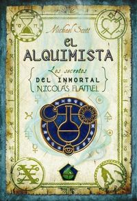 Libro EL ALQUIMISTA I: LOS SECRETOS DEL INMORTAL NICOLAS FLAMEL