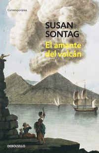 Libro EL AMANTE DEL VOLCAN