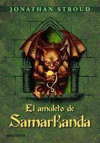 Libro EL AMULETO DE SAMARKANDA