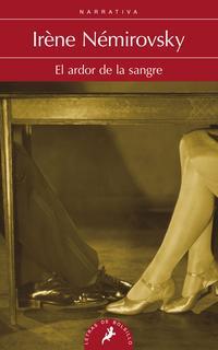 Libro EL ARDOR EN LA SANGRE
