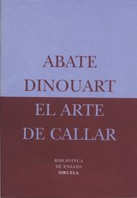 Libro EL ARTE DE CALLAR