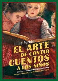 Libro EL ARTE DE CONTAR CUENTOS A LOS NIÑOS