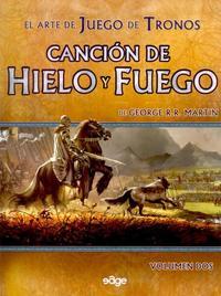 Libro EL ARTE DE JUEGO DE TRONOS VOLUMEN 2