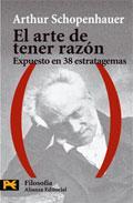 Libro EL ARTE DE TENER RAZON EXPUESTO EN 38 ESTRATAGEMAS