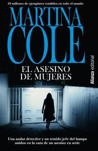 Libro EL ASESINO DE MUJERES