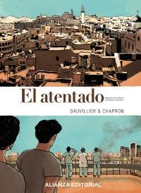 Libro EL ATENTADO
