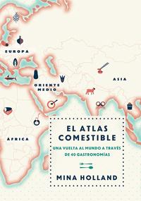 Libro EL ATLAS COMESTIBLE