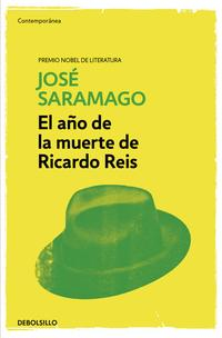 Libro EL AÑO DE LA MUERTE DE RICARDO REIS