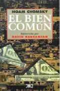 Libro EL BIEN COMUN