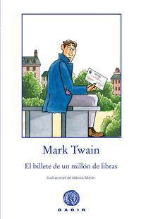 Libro EL BILLETE DE UN MILLON DE LIBRAS